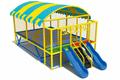 Chinese supplier of trampoline kids trampoline 4