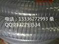 低價供應工業白酒設備用PU鋼絲軟管 3