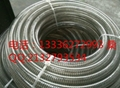 低價供應工業白酒設備用PU鋼絲軟管 2