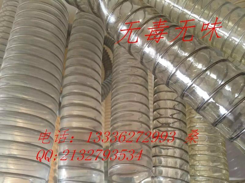 低價供應工業白酒設備用PU鋼絲軟管 1
