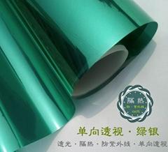 深圳玻璃贴膜隔热膜
