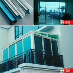 东莞玻璃贴膜东莞阳台窗户玻璃防晒隔热膜