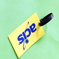 专业生产定做pvc行李牌 PVC软胶行李牌登机牌环保PVC行李牌 5