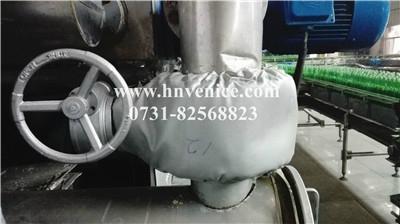 佛山河源惠州江門威耐斯V300柔性可拆卸閥門絕熱套 1