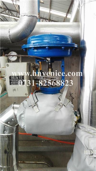 佛山河源惠州江門威耐斯V300柔性可拆卸閥門絕熱套 3