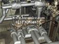 揭陽茂名梅州清遠威耐斯V300柔性可拆卸閥門保溫夾克 2