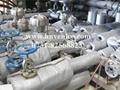 揭陽茂名梅州清遠威耐斯V300柔性可拆卸閥門保溫夾克 1