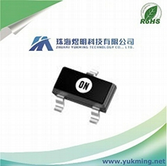 Power Mosfet Ntr1p02t1g Electronic Component Transistor