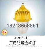 正辉BYC6218-J150W厂用防爆金卤灯