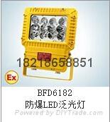 正輝BFD6182-LED80W防爆氾光燈