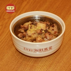 營養快餐首選何爹瀏陽蒸菜