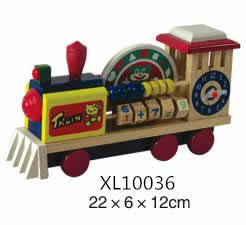 Wooden toy car 6