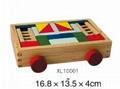 building block/Building block car