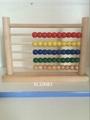 木制计算架