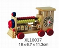holesale wooden train christmas toys