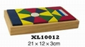colorful wooden jenga, tangram puzzle 11