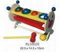 colorful wooden jenga, tangram puzzle 15