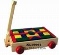 colorful wooden jenga, tangram puzzle 19