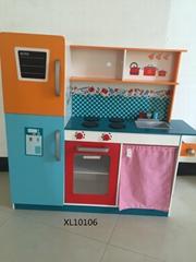 popular design coloful children kitchen toy kit