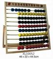 Wholesale Toys Kids Learning Developmental Versatile alphabet Abacus Wooden Toys