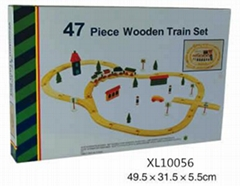 scale model train handmade