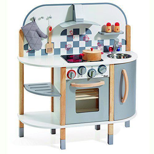 2016 Hot Sale Modern Wooden Kitchen Play Set Toy China Manufacturer Woode