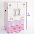 Wholesale childen play wooden toy kitchen