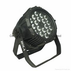 Par 64 18x10W LED Par Light Outdoor Waterproof