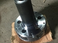 Wheel rim assembly