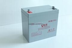 信源蓄电池12V50AH