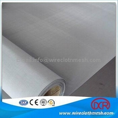 SUS304/316 stainless steel wire cloth