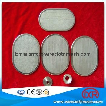 SUS 304 stainless steel wire mesh/cloth 4