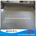 SS304/316 stainless steel wire mesh