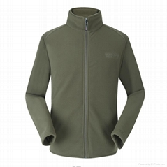 Fleece Jacket Warm Coat Casual Wear