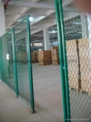 湖北随州厂区护栏/随州工业园围栏/厂区隔离网/武汉