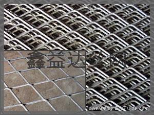 武汉钢板网镀锌钢网烤漆网 5