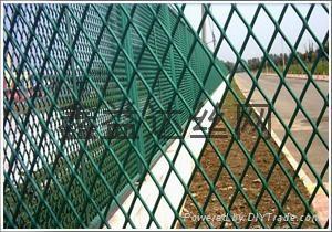 武汉钢板网镀锌钢网烤漆网 3