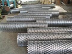 武漢鋼板網鍍鋅鋼網烤漆網