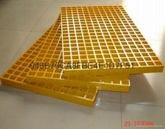 钢格板格栅板洗车房专用污水处理厂专用网