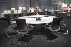 modern conference room tables Modern Conference Desk