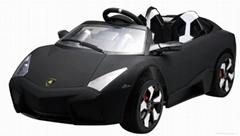Kids electric ride on cars Lamborghini kids ride on toy cars twin seats