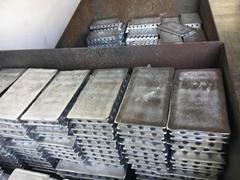 AlTi10% waffle ingot Aluminium Titanium Alloy