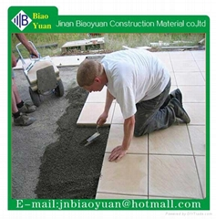 Cement Based Adhesive For Floor Tiling Construction