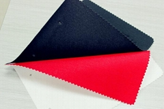 Guangzhou hot selling embossed pvc synthetic leather