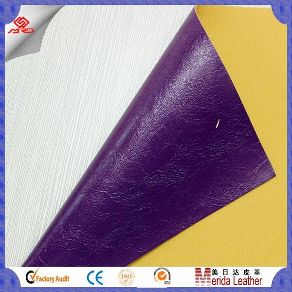 Guangzhou cheap high quality pvc artificial leather stocklot for sofa 2