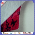wholesale transfer film satin pvc glitter leather vinyl fabric for making bags 3