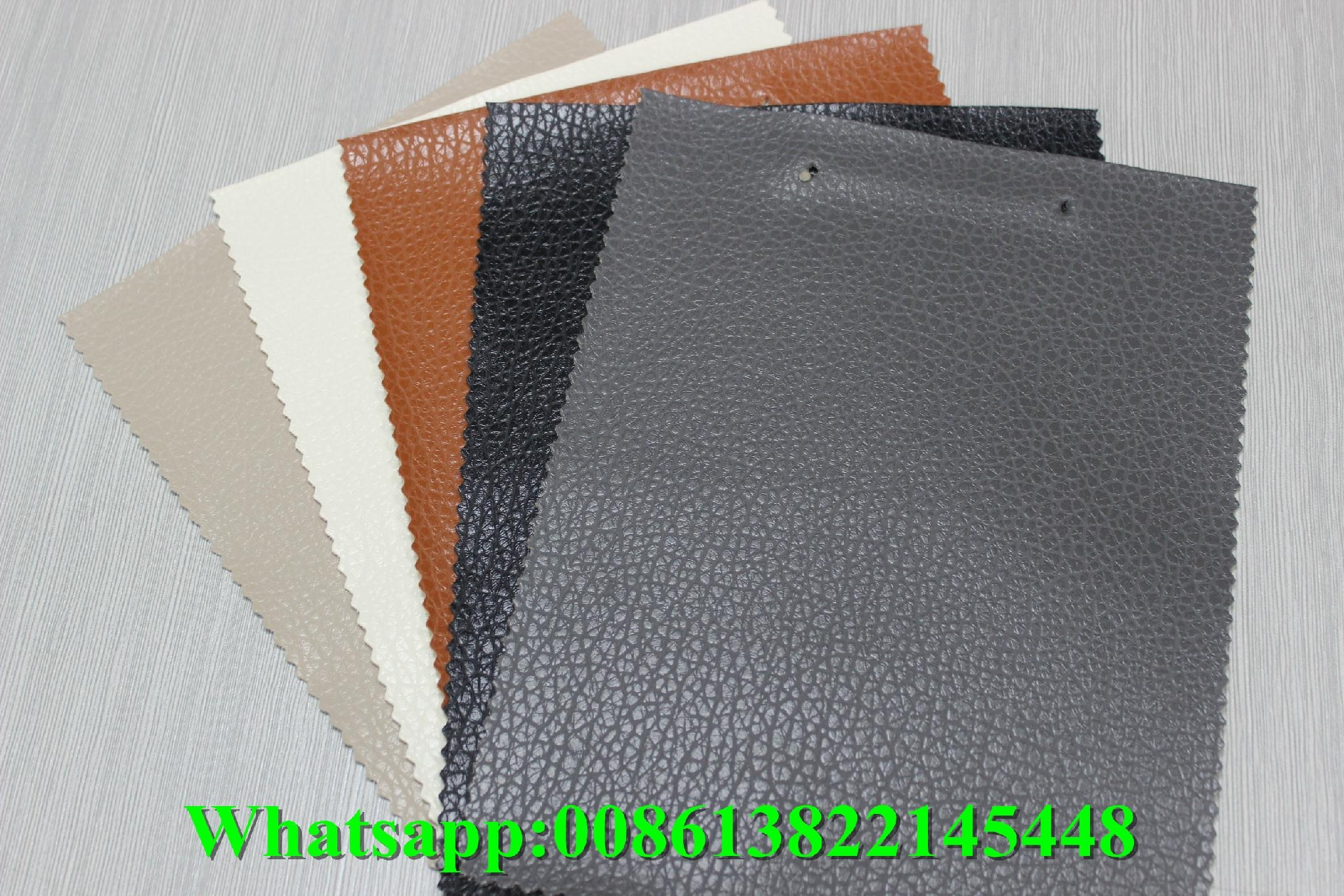 Comfortable high quality pvc microfiber synthetic car seat covers leather 1