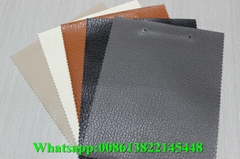 Comfortable high quality pvc microfiber synthetic car seat covers leather