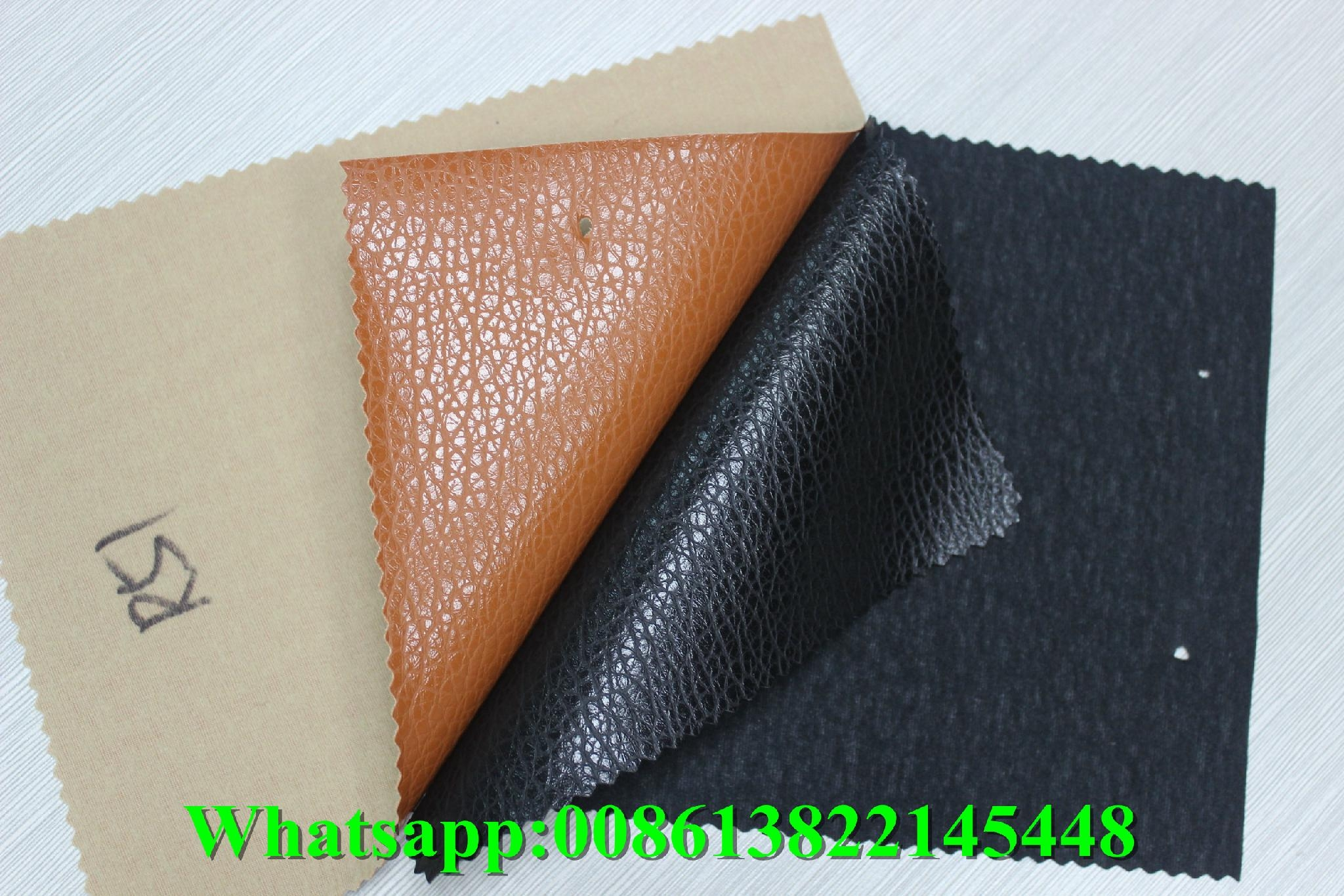 Comfortable high quality pvc microfiber synthetic car seat covers leather 3