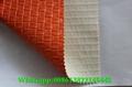 MRD50028 High grade comfortable embossed pvc sponge leather for decoration 2